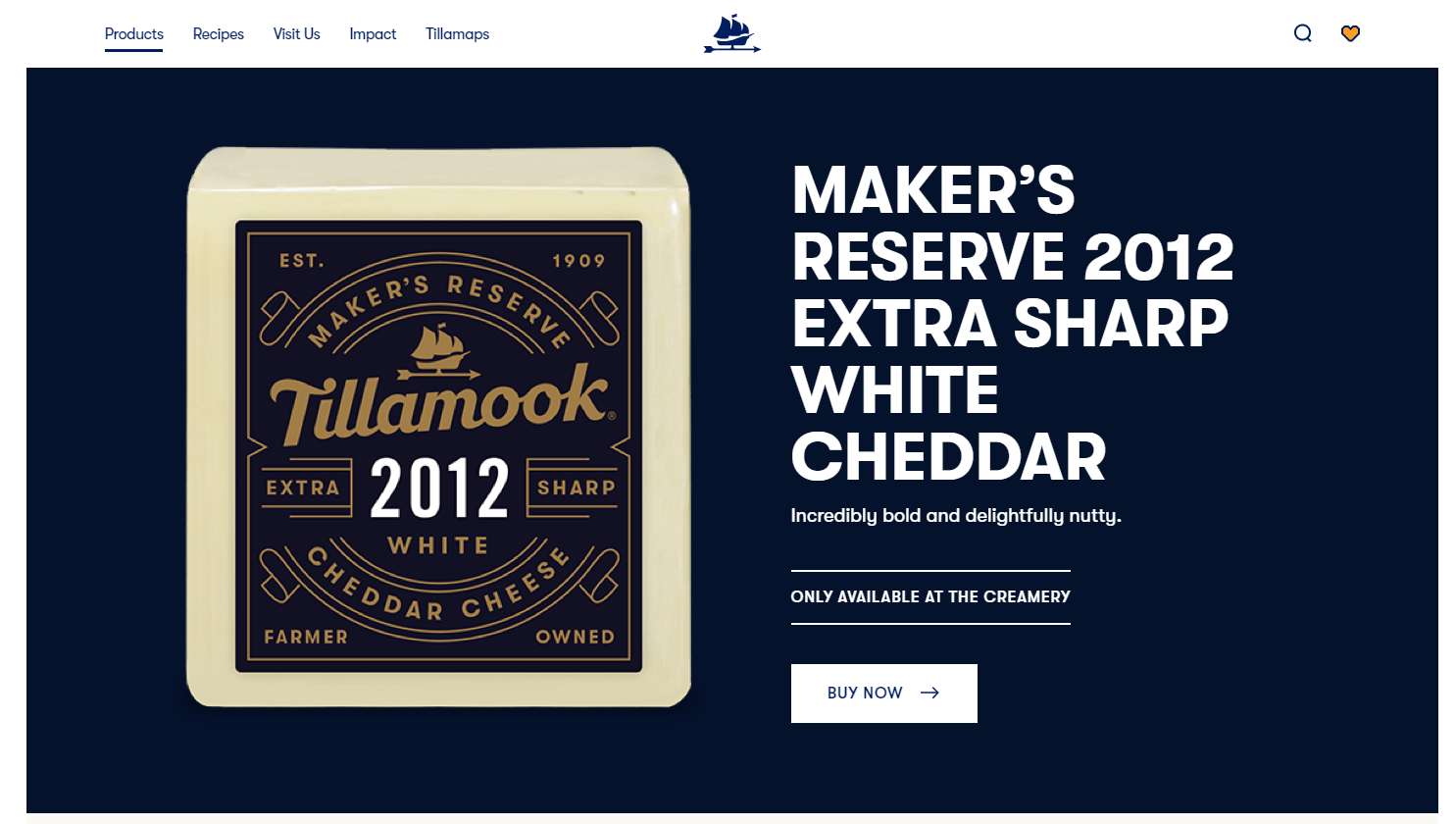 Tillamook Back Page eCommerce Integration to Counterpoint SQL 1