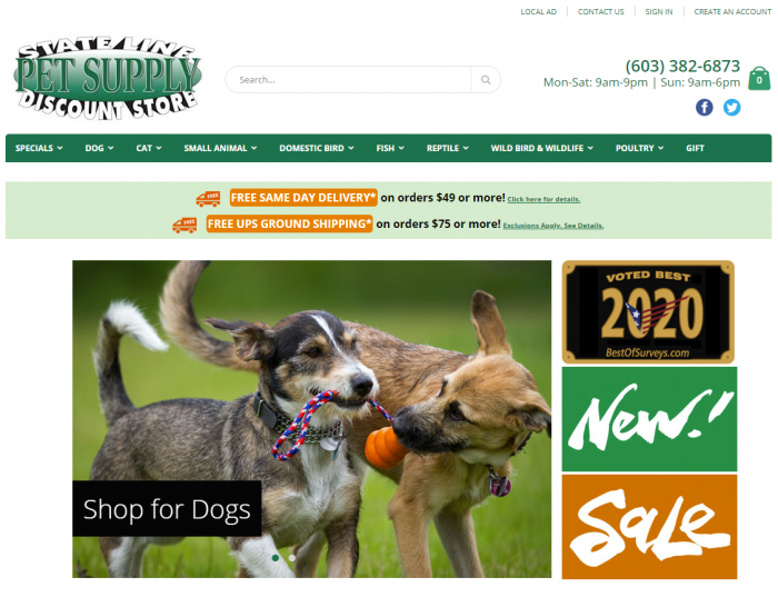 cp commerce portfolio pet supply